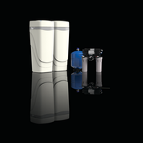 Hague MaxPack- Whole house water treatment and drinking water reverse osmosis (RO)