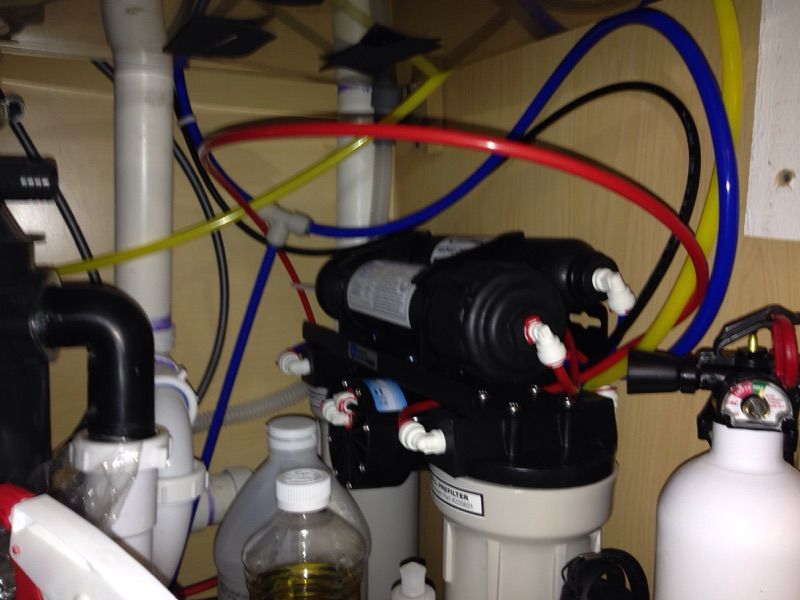RO Reverse Osmosis - Hague drinking water system