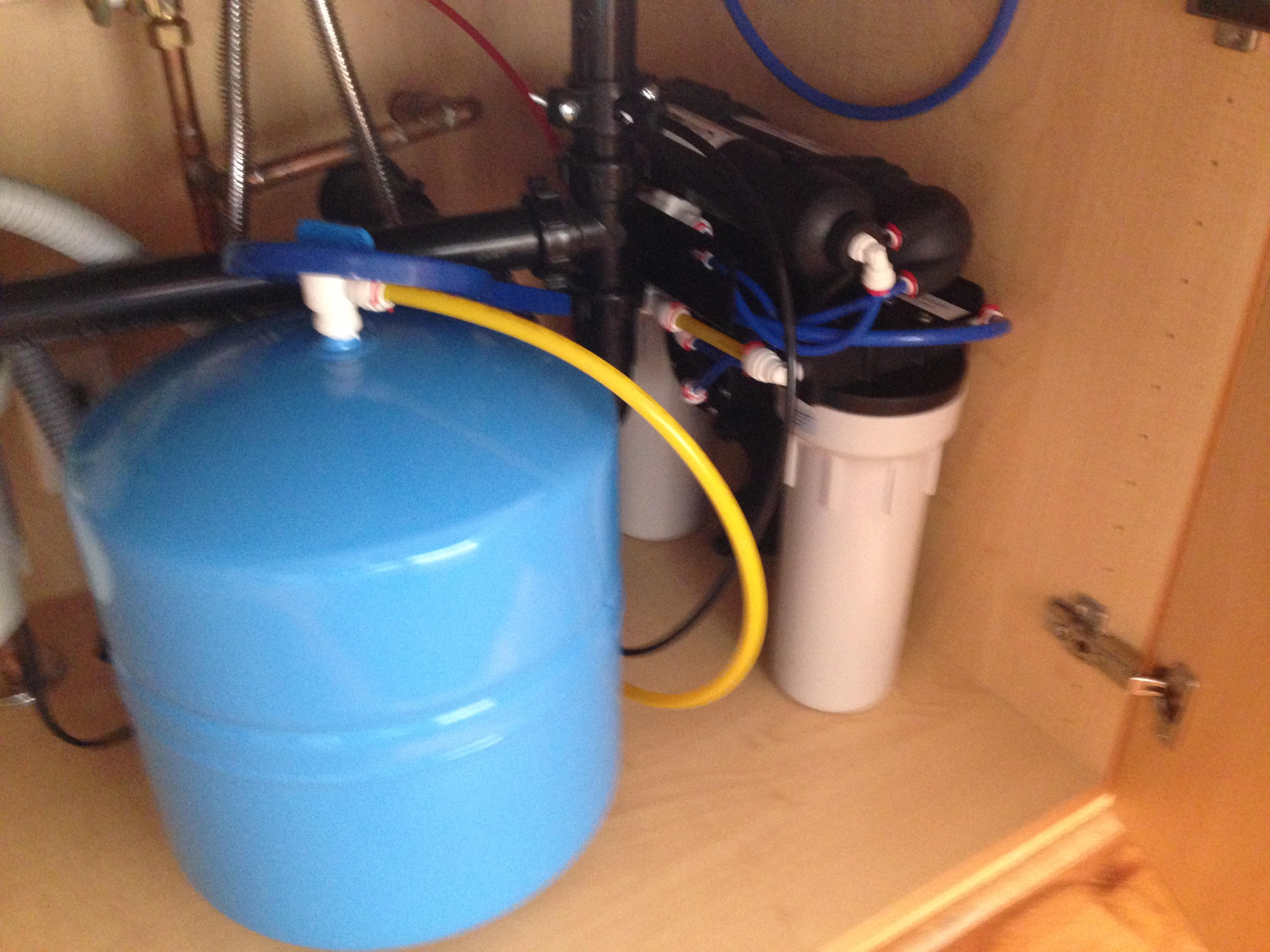 Hague RO reverse osmosis drinking water system