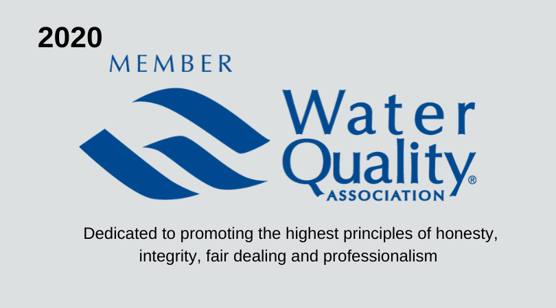 Rocky Mountain Water Conditioning is a proud member of the Water Quality Association (WQA), which provides our products Gold Seal Certifications, grants our professional certifications, and helps to maintain professionalism in the water improvement industry. Tom is also a WQA Certified Master Water Specialist (MWS) and will come do a free water test so that you can learn what is in your water.