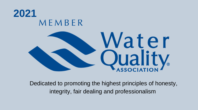 Rocky Mountain Water Conditioning is a proud member of the Water Quality Association (WQA), which provides our products Gold Seal Certifications, grants our professional certifications, and helps to maintain professionalism in the water improvement industry. Tom is also a WQA Certified Master Water Specialist (MWS) and Installer and will come do a free water test so that you can learn what is in your water.